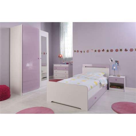 chambre fille bleu et violet ladys chambre complète ladys enfant achat vente