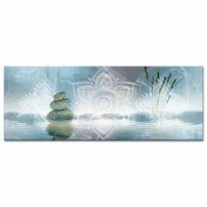 Toile Peinture Pas Cher : declina tableau zen relaxation pas cher tableau ~ Mglfilm.com Idées de Décoration