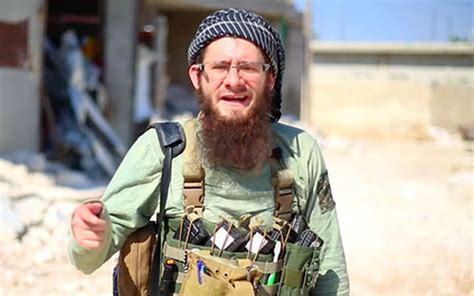 First White Briton To Join Al Qaeda In Syria Is Middle