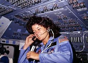 Ten months before Sally Ride would become the first ...
