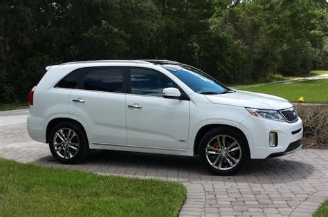 review     kia sorento sx limited awd