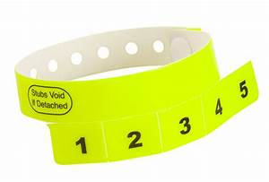 Wristband badge and lanyard suppliers and printers in