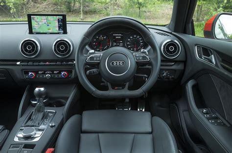 audi rs sportback   interior autocar