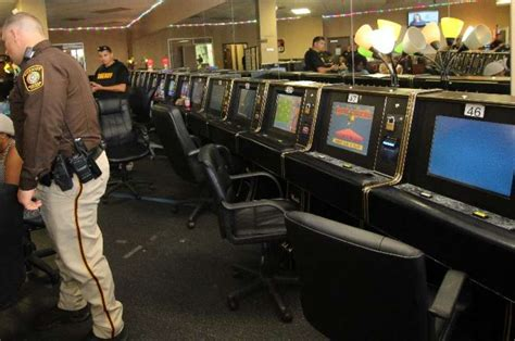 Illegal Game Room In Richmond Closed By Police Houston
