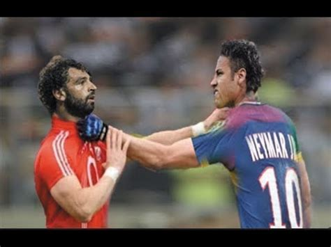 who s betten mohamed salah vs neymar without racism better