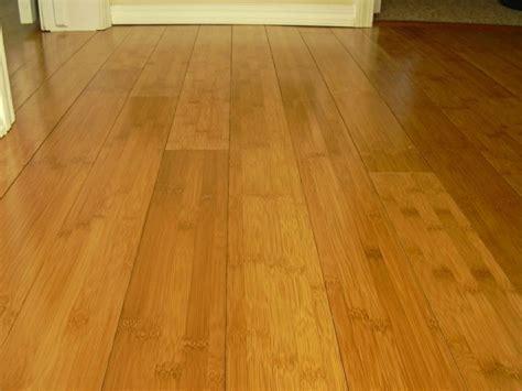 Bamboo flooring photo