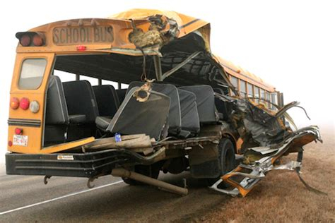 Why Don't School Buses Have Seatbelts?