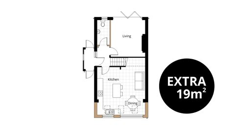 Garage Extension Plans by Single Storey Extension Ben Williams Home Design And
