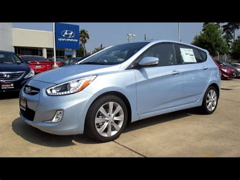hyundai accent se dr full review youtube