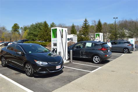 More Electric Cars by Poll Results More Electric Cars Get Charged At