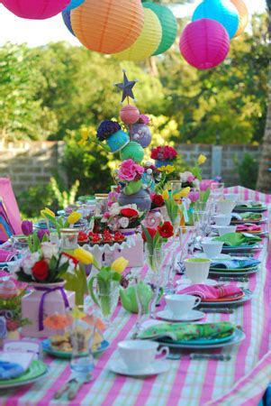 Fairy Tale Theme Table Settings Pictures, Photos, and