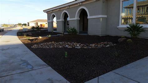 arizona yards arizona desert landscape design