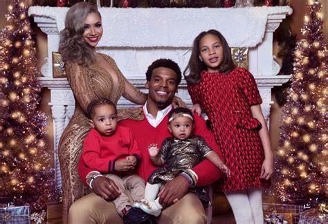 Семейный family look звездные мамы и дети в похожих образах