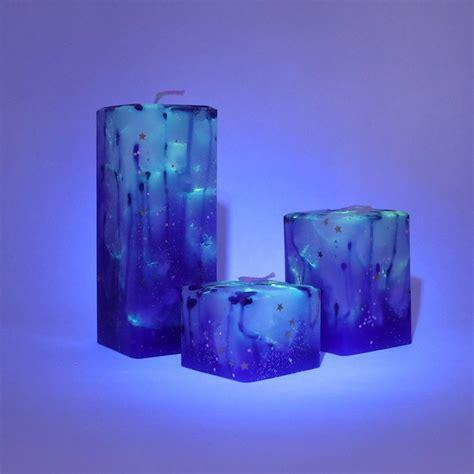 Purple Nebula Candle Set The Galaxy