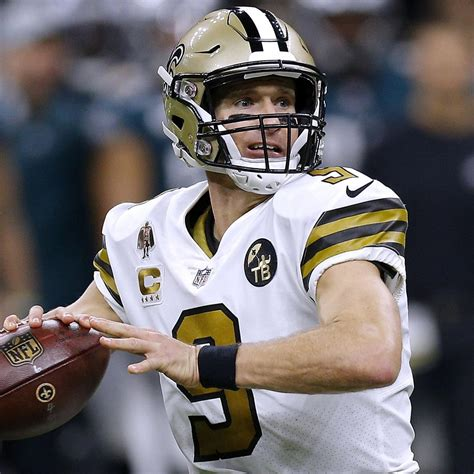 drew brees patrick mahomes lead  players  st