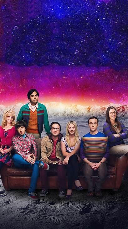 Bang Theory Season Poster Wallpapers Tv Iphone