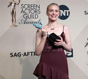 Taylor Schilling – SAG Awards in Los Angeles 1/29/ 2017