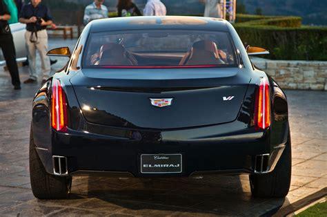 Cadillac Elmiraj Concept Rear Closeup Photo 17