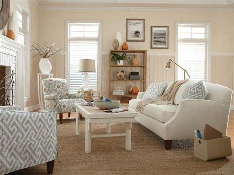 cottage beach style living room toronto
