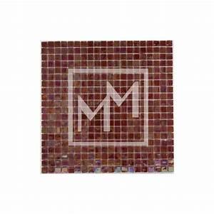 Accessoires Salle Bain Haut Gamme : carrelage mosaique rouge salle de bain ~ Melissatoandfro.com Idées de Décoration