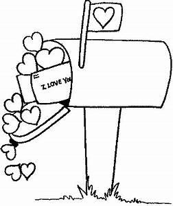 Valentine Mail Clip Art (21+)