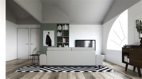 3 Takes On Modern Apartment Design by A Modern Take On Soviet Minimalism In 3 Stylish Apartments