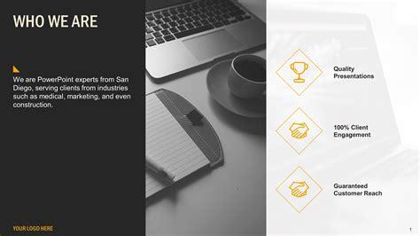 modern corporate  templates slidestore