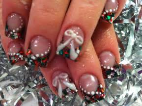 Cute acrylic nail design ideas trend manicure