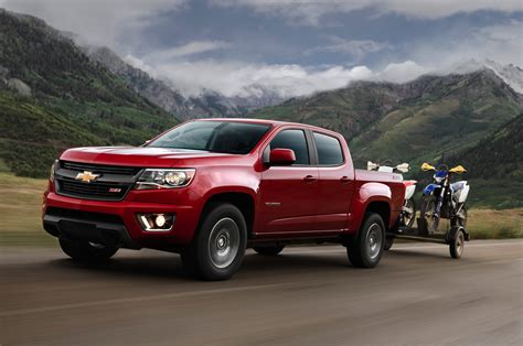 What Might You Tow With The 2015 Chevrolet Colorado & Gmc