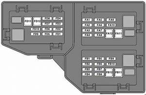 Land Rover Freelander L359  2006 - 2016   U2013 Fuse Box Diagram