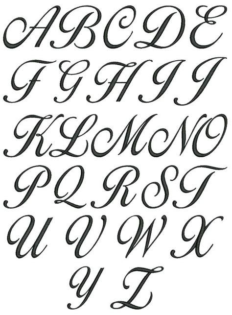 image result  cursive  capital cursive fonts alphabet tattoo fonts alphabet