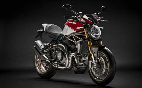 2018 Ducati Monster 1200 25th Anniversario 4k Wallpapers