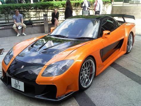 Han's Mazda Rx7 Veilside