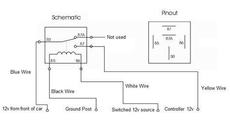 Understanding Automotive Relays Installing Engine Relay