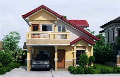 Sarah  Dramatic Open To Below Two Storey House Pinoy
