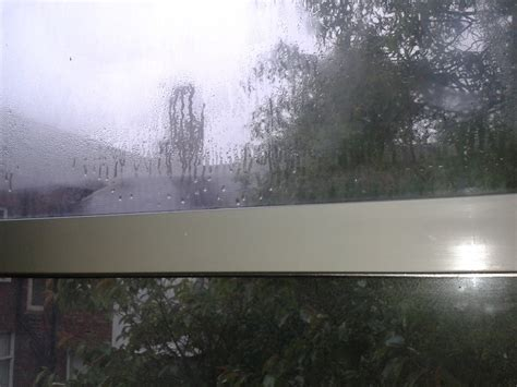 Condensation On Inside Of Windows On Double Glazed Glass