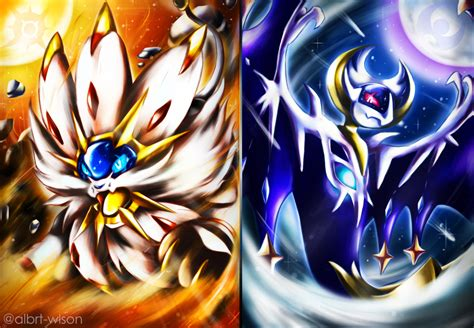 94 Pokémon Sun And Moon Hd Wallpapers