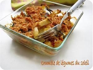 Crumble De Légumes : crumble de l gumes du soleil jeu un tour en cuisine ~ Melissatoandfro.com Idées de Décoration