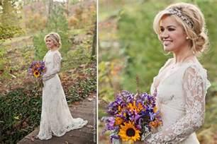 clarkson wedding dress meet jenn delica bridal