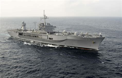 Uss Blue Ridge Lcc 19 United States Navy