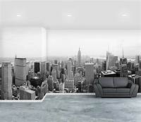 excellent city wall mural new york city self adhesive wallpaper mural by oakdene ...