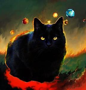 black cat by Ururuty on DeviantArt