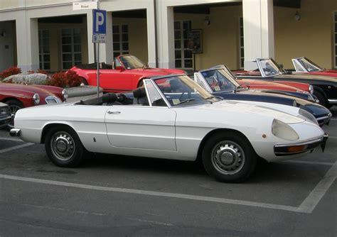 1970 Alfa Romeo Spider by 1970 Alfa Romeo Spider 1300 Junior Related Infomation