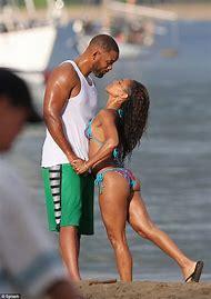 Will and Jada Pinkett Smith Beach