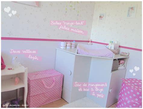 diy chambre bébé une vraie chambre de fille pleine de diy allo maman