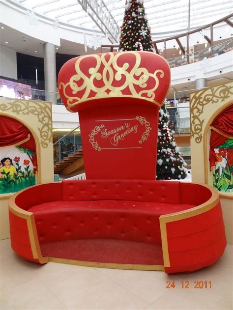 images  santa chair  pinterest christmas