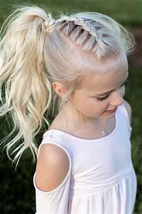Coiffure Enfant Tresse : 12 id es de coiffure petite fille travers 50 images totalement magnifiques ~ Melissatoandfro.com Idées de Décoration