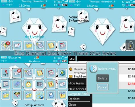 blue blackberry themes free blackberry apps blackberry ringtones blackberry