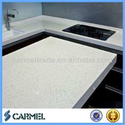 cheap white sparkle quartz countertop buy white