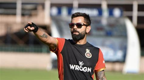 virat kohli   field  ipl  preparations  rcb